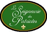 Logo de la Seigneurie des Patriotes, l'Assomption, Qc, Canada